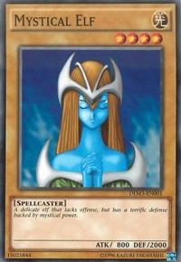 YuGiOh! TCG karta: Mystical Elf