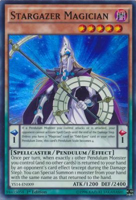 Stargazer Magician YS14