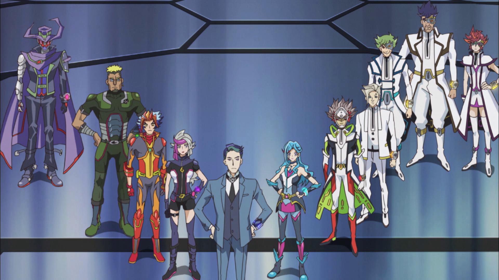 Yu-Gi-Oh! VRAINS - Episode 105 | Yu-Gi-Oh! | FANDOM powered