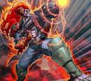 Commando Flamvell
