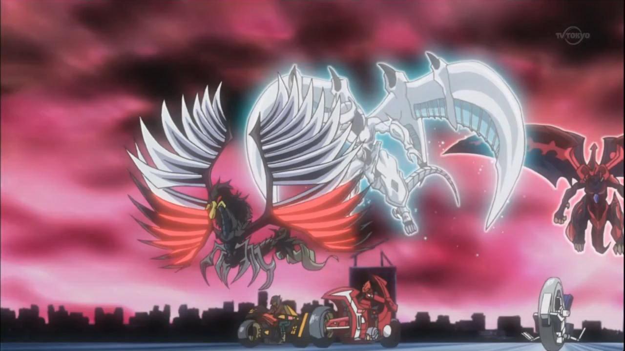 Red Nova Dragon Vs Shooting Star
