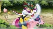 Yuya riding