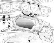 Zexal Duel Disk