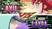 Ayu VS Layra