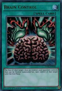 YuGiOh! TCG karta: Brain Control