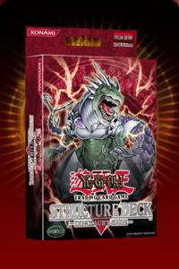 Structure Deck - Dinosaur's Rage