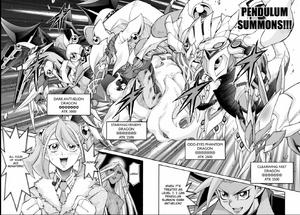 Yuya Pendulum Summons the dragons