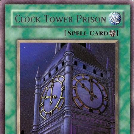 Card Gallery Clock Tower Prison Yu Gi Oh Wiki Fandom