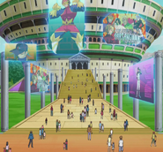 Pro Duelist Spartancity Tournament Stadium