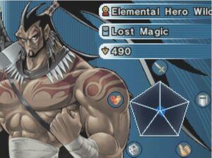 ElementalHEROWildheart-WC07