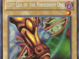 Left Leg of the Forbidden One