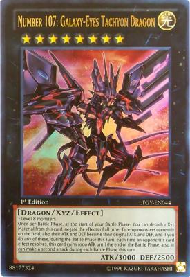 No107 GalaxyEyes Tachyon Dragon LTGY