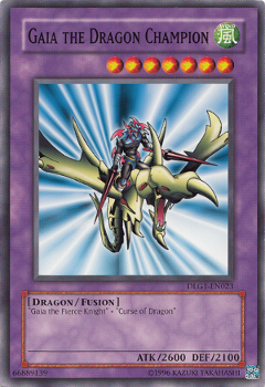 Gaia the Dragon Champion DLG1