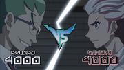 Takeru VS Ryujiro