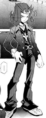 Shark full appearance (manga)