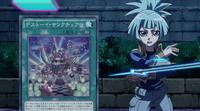 Sora Activates Frightfur Sanctuary