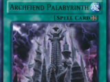 Archfiend Palabyrinth
