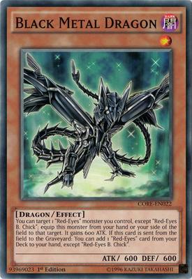 Black Metal Dragon CORE
