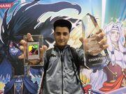 Nizar Sarhan YCS Dallas 2012