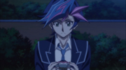 Yusaku sees Ai gone