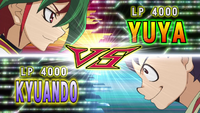 Yuya VS Kyuando