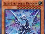 Blue-Eyes Solid Dragon