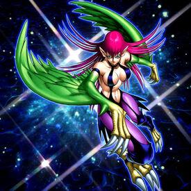Card Artworksharpie Lady 1 Yu Gi Oh Fandom Powered By Wikia
