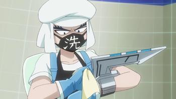 Yu-Gi-Oh! SEVENS - Episode 016