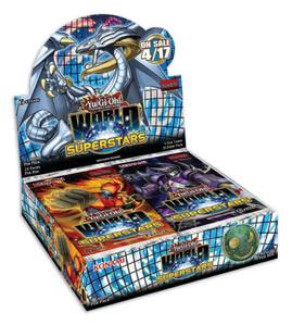 World Superstar box