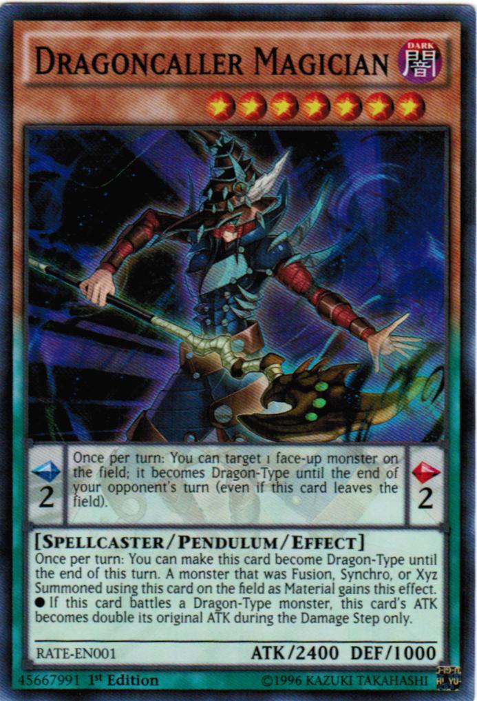 Dragoncaller Magician Yu Gi Oh Fandom Powered By Wikia