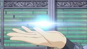 Ai takes Akira's data