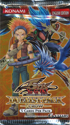 Duelist Pack: Crow | Yu-Gi-Oh! | FANDOM powered by Wikia