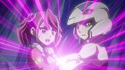 Yuzu and Yugo