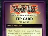 Dark Paladin (Tip Card)