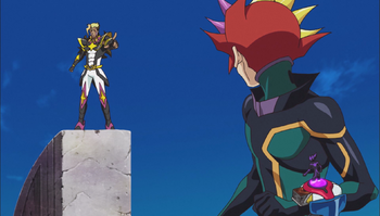 Yu-Gi-Oh! VRAINS - Episode 057