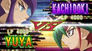 Yuya VS Isao