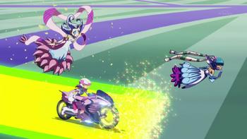 Yu-Gi-Oh! ARC-V - Episode 069