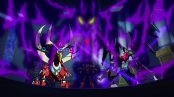 Yu-Gi-Oh! ARC-V - Episode 129