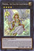 MinervatheExaltedLightsworn-YCSW-EN-SR-LE