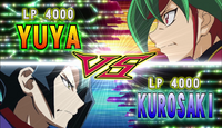 Yuya VS Shay