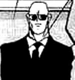 Bald spy