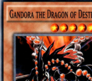 Gandora the Dragon of Destruction