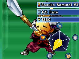 Sasuke Samurai 4-WC09