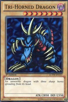 TriHorned Dragon LCYW