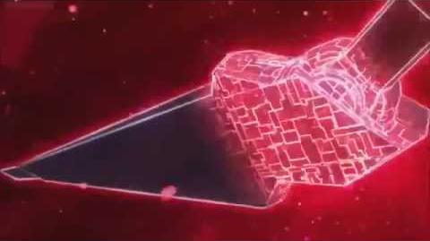 Number 107 Galaxy-Eyes Tachyon Dragon Anime Summon