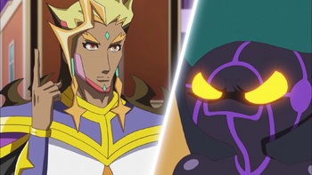 Yu-Gi-Oh! VRAINS - Episode 099