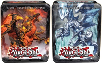2013 Collectible Tins Wave 1