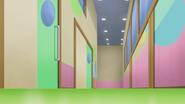 Den orphanage hallway