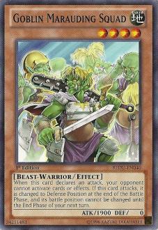 Goblin Marauding Squad REDU
