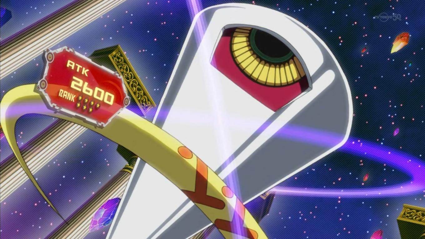 Number 11 Big Eye Anime